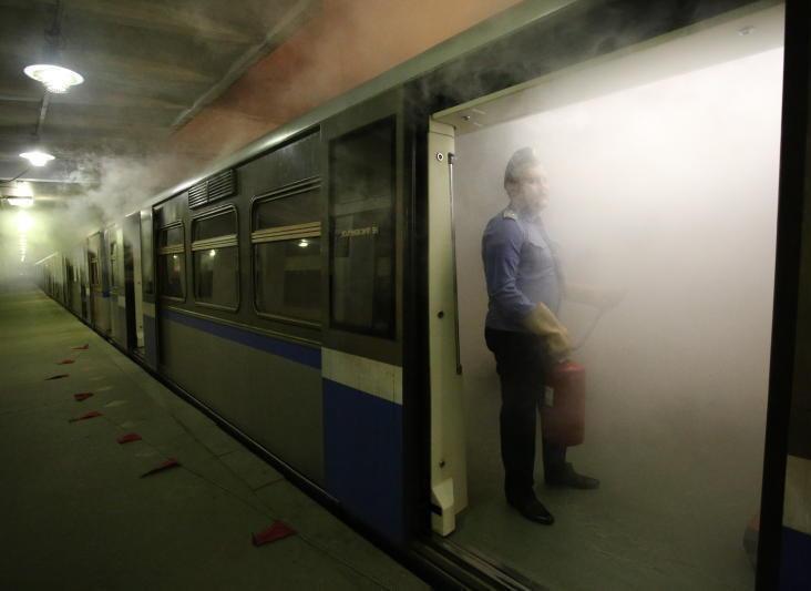 «Люди, задыхаясь, шли по головам» — очевидец об инциденте в метро