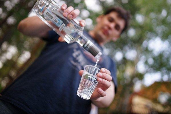 В России за 12 лет стали пить на 40% меньше