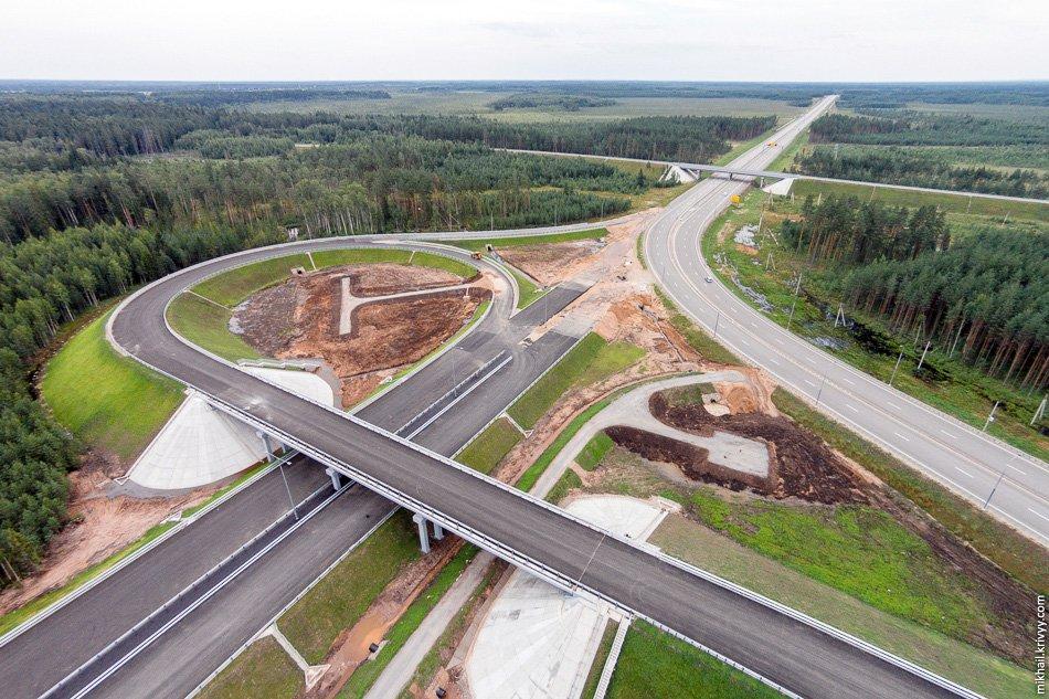 Как удалось интегрировать дорожную сеть Москвы в федеральные трассы