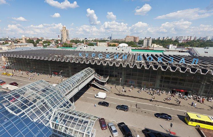В пяти километрах от Курского вокзала открыли ж/д платформу «Новохохловская»