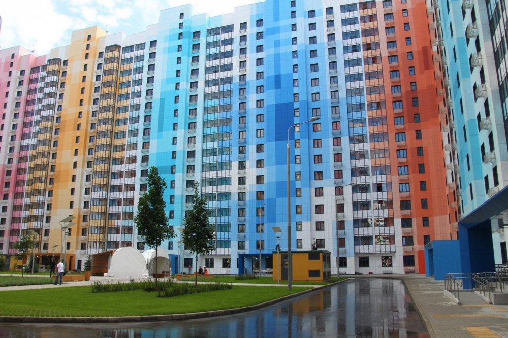 С 596 до 542 дня сократят сроки строительства домов по реновации