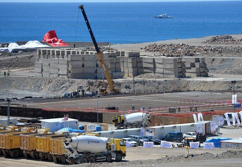 Новый подрядчик примет участие в строительстве АЭС «Аккую»