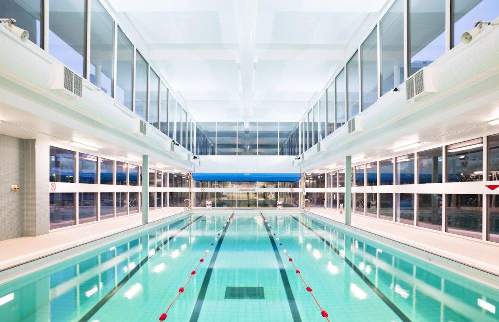 Спортцентр с бассейном площадью 6,000 кв метров построят в новой Москве
