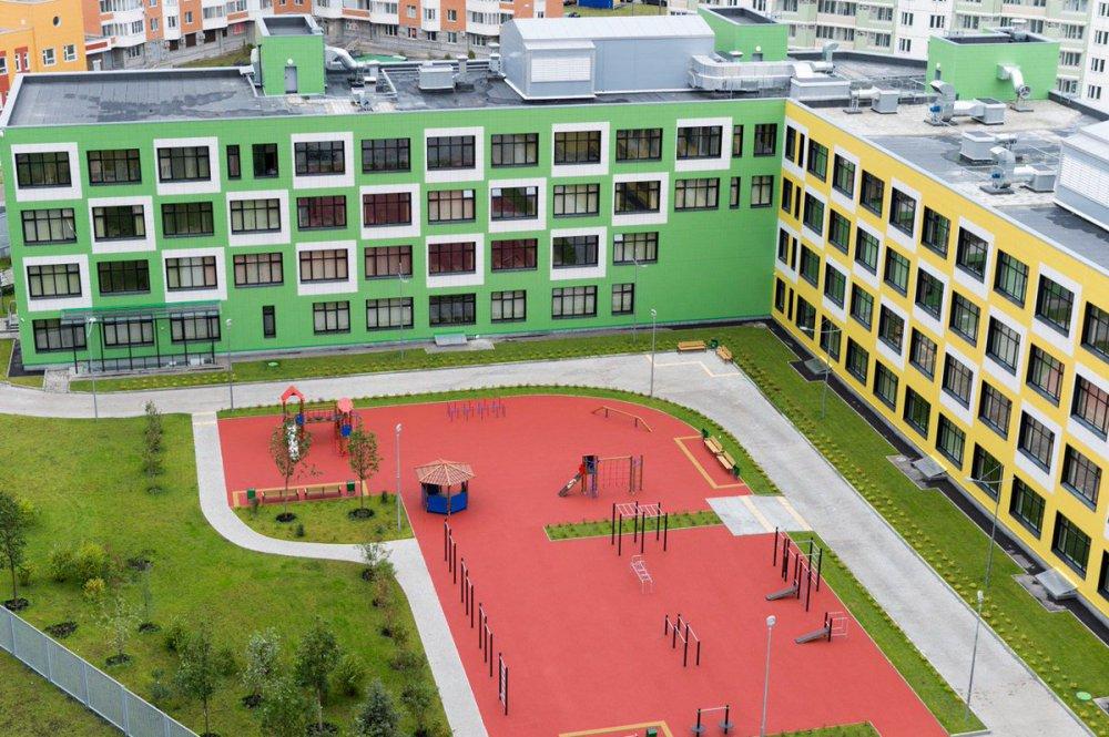 Огромную школу со спортзалам на 1150 учеников построят в Саларьево