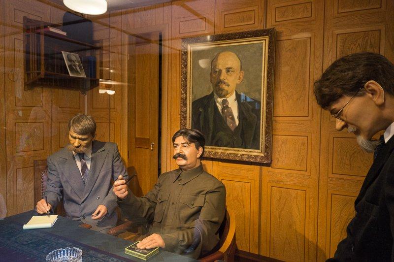 «Яхта Сталина» откроется для посетителей Парка Горького в 2020 году
