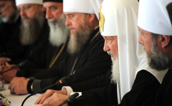 РПЦ не исключает разрыв церковной общности с Константинополем