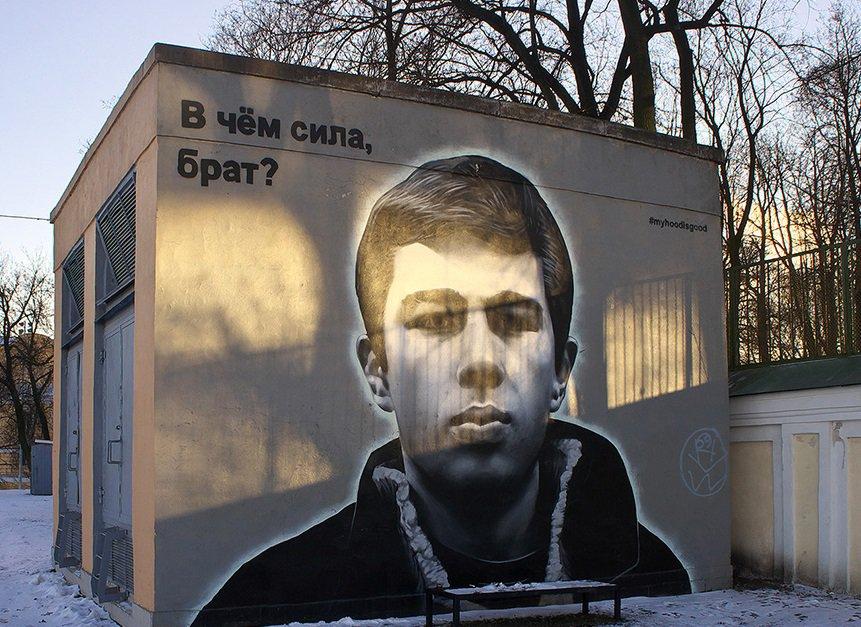 Бронзовый памятник герою «Брата» и «Брата-2» установят на «Баррикадной»