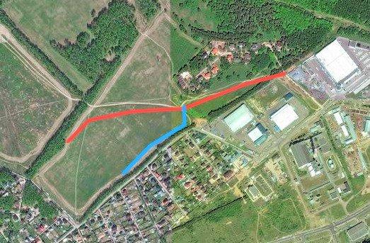 Согласован 2-й этап строительства автодороги «Коммунарка-Ямонтово»