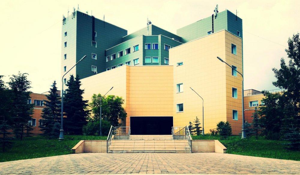 В Центральной клинической больнице РАН произошло короткое замыкание