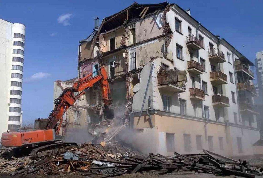 Проект всероссийской реновации жилья внесен в Госдуму
