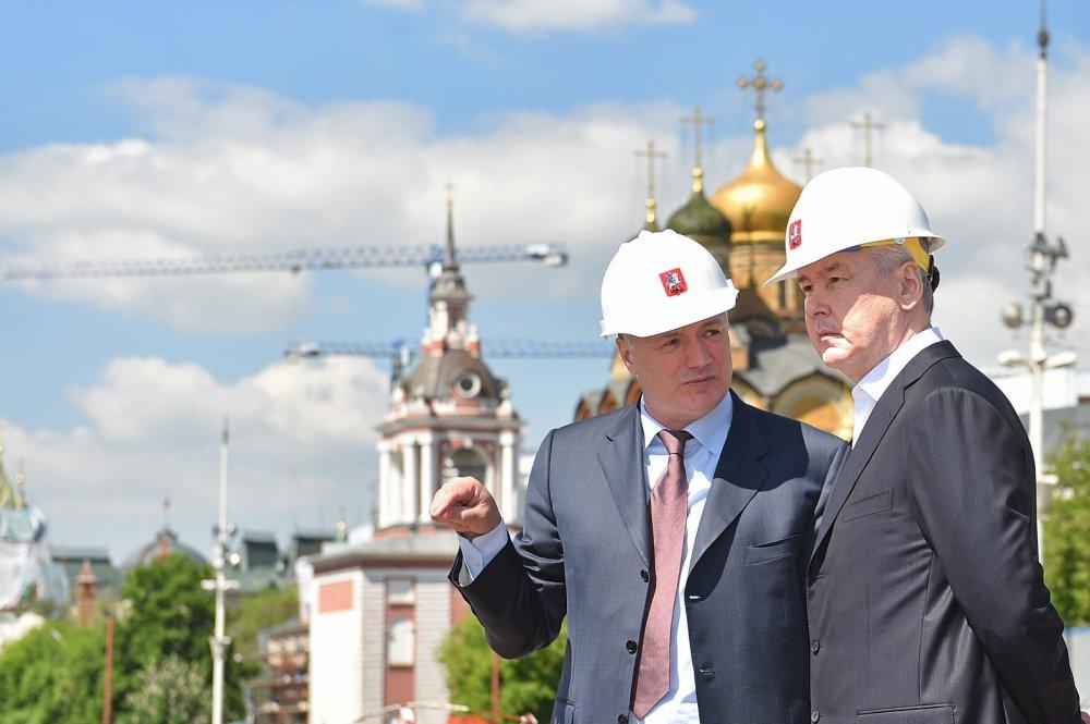 Собянин не стал менять своих замов по строительству и ЖКХ