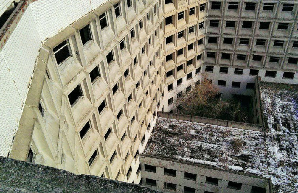 Названа дата начала сноса Ховринской больницы площадью 100,000 кв метров