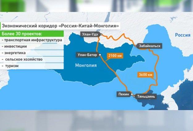 Эксперты решают, как ускорить строительство коридора Китай-Монголия-Россия