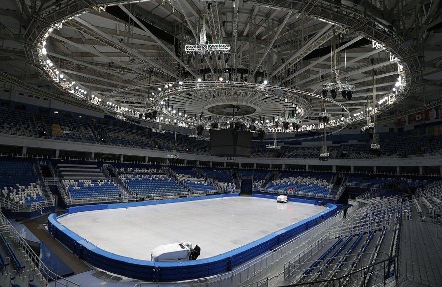 Большой ледовый дворец в «Лужниках» откроется через два года
