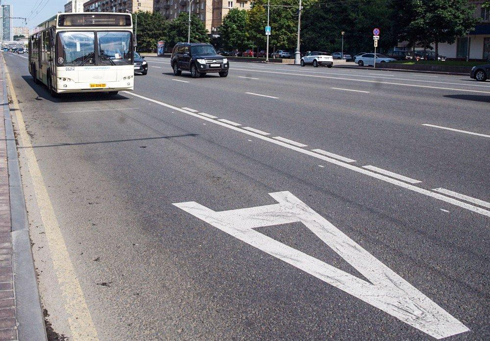 На Дмитровском шоссе появится полуторакилометровая выделенная полоса