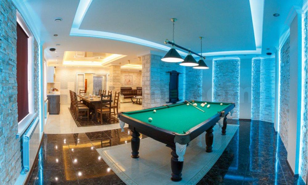 3-этажный ФОК с фито-баром, бассейном и бильярдной откроют в Некрасовке