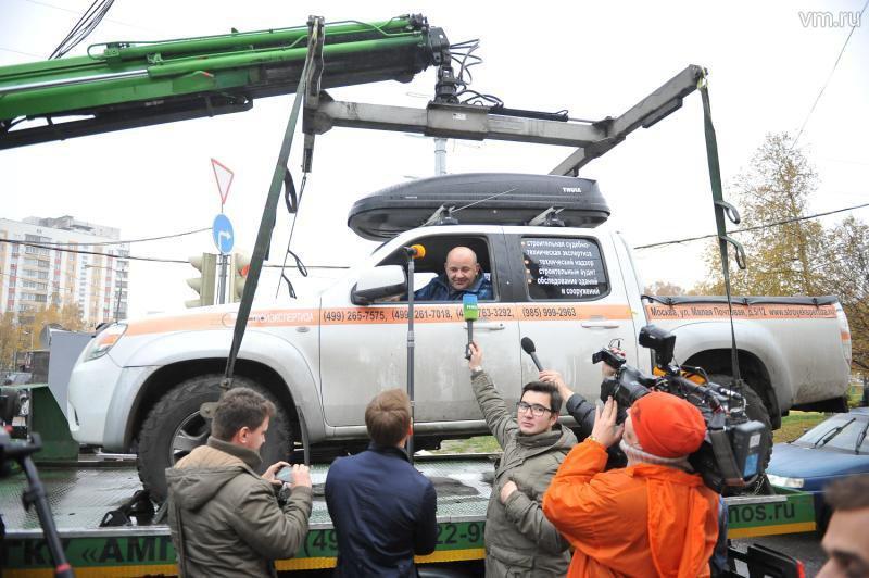 Москва отказалась от частных эвакуаторов в пользу жестких регламентов