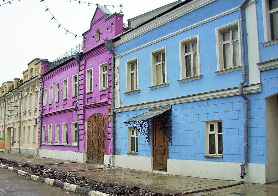 Специалисты решают, как отреставрировать старинный дом в Рогожской слободе