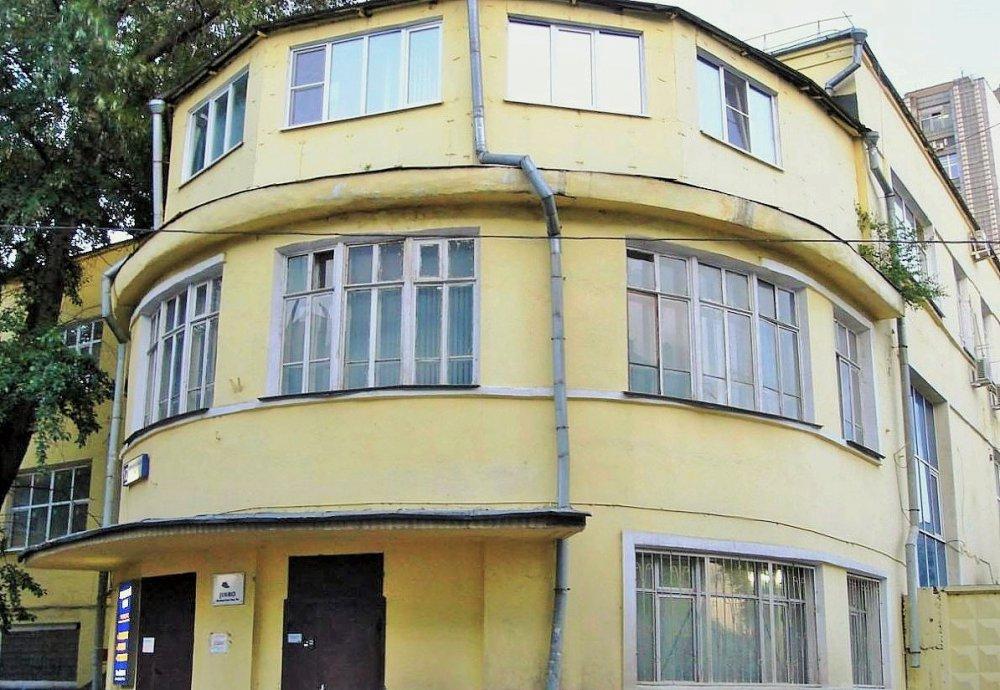 Конструктивистское здание кухни завода «Динамо» признано памятником