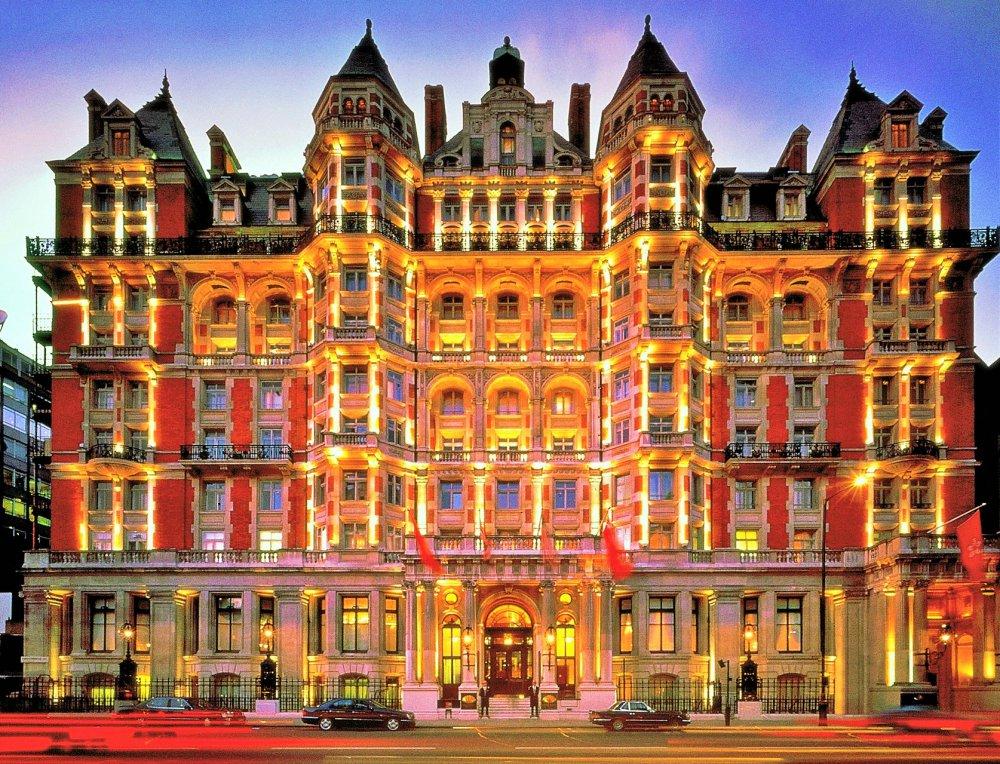 Напротив Кремля откроют первый в России отель Mandarin Oriental
