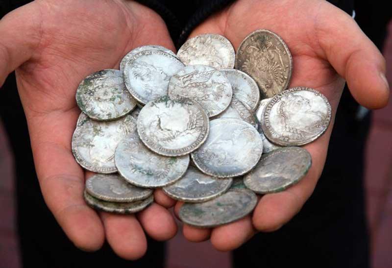 Клад с серебром и печь — 30,000 археологических находок в Москве за 7 лет