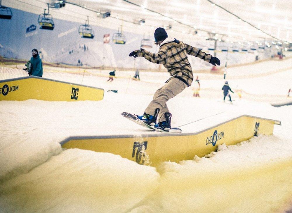 Всесезонный детский горнолыжный склон откроется на западе Москвы