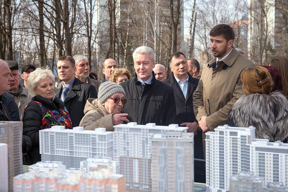 Власти Москвы назвали сроки сноса 18 домов по программе реновации