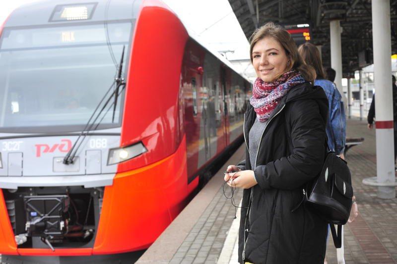 227 миллионов пассажиров воспользовались МЦК с 2016 года