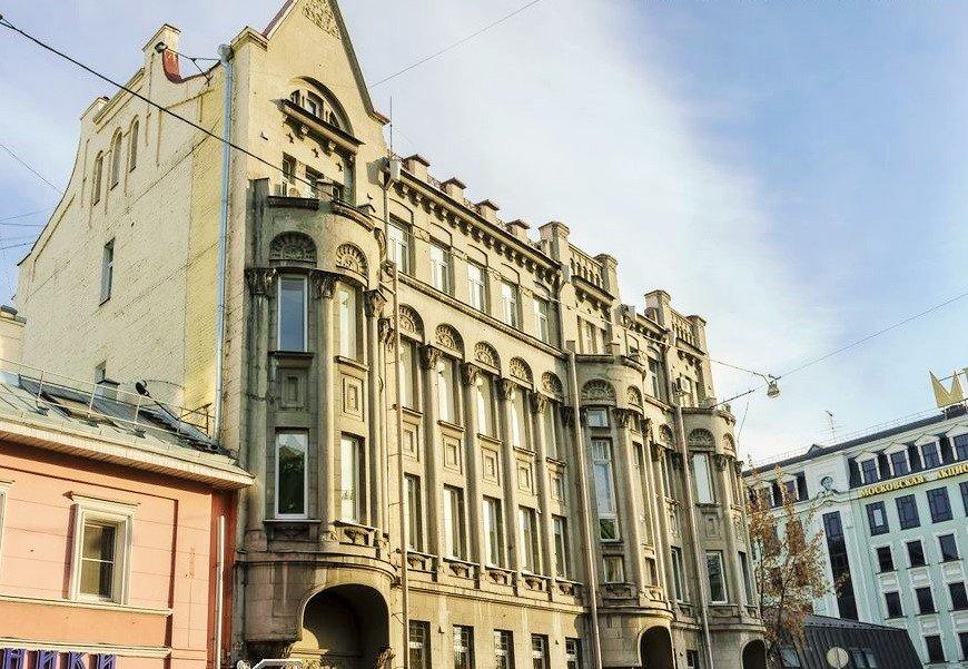 Доходный дом 1911 года для богатых жильцов будет отреставрирован