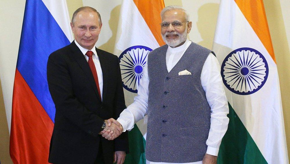 Индия и Россия примут «план действий» по сотрудничеству в области атомной энергии