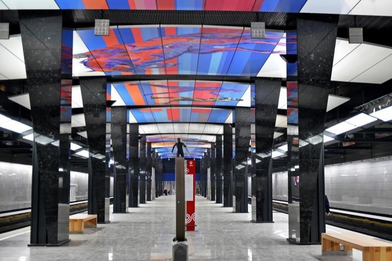 Москвичей просят выбрать название станции БКЛ метро «Воронцовская»