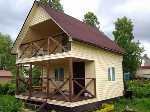 Дачный дом вашей мечты