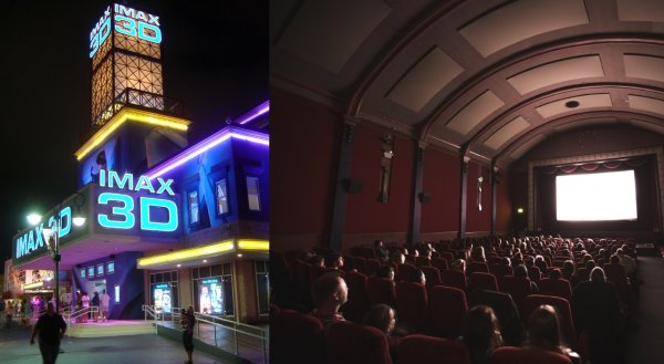 В Ростове в ноябре откроется кинотеатр IMAX