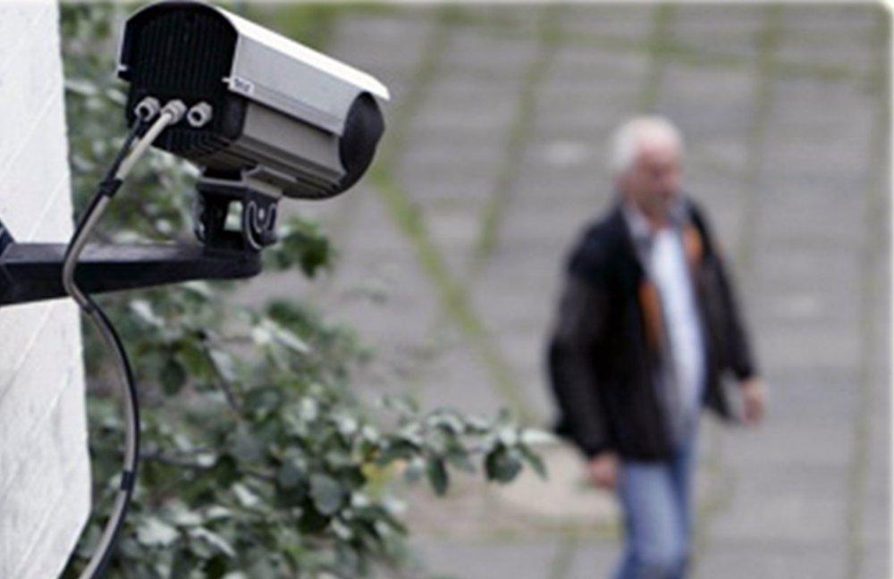 За москвичами наблюдают 150,000 видеокамер