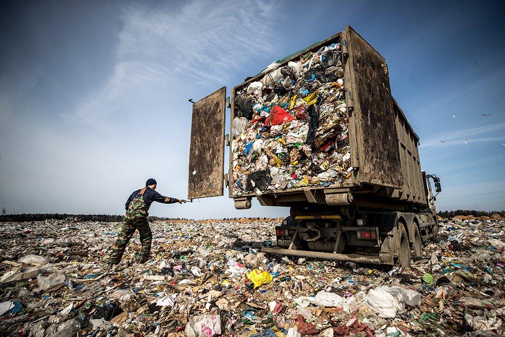 Еще 14 мусорных полигонов планируется закрыть в Подмосковье