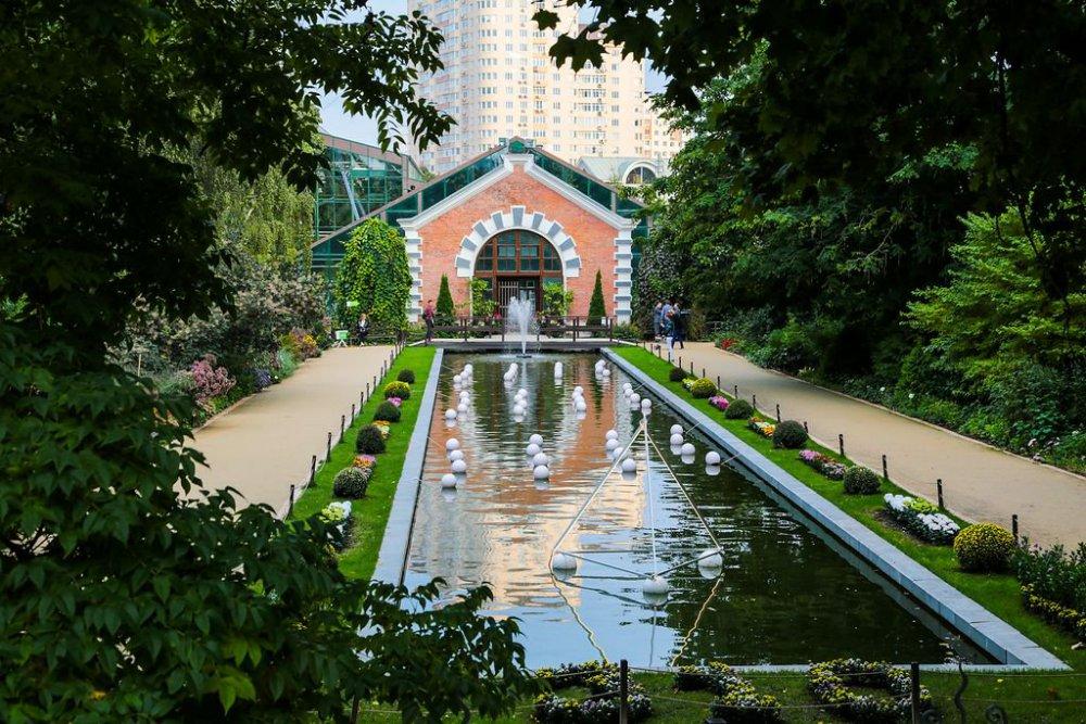 В октябре запустят первую в России систему сбора дождевой воды для садов