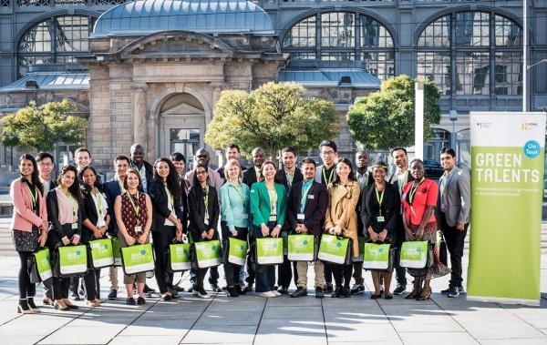 Победители Green Talents 2018 посетят центральные научные «зеленые» площадки в Восточной Германии