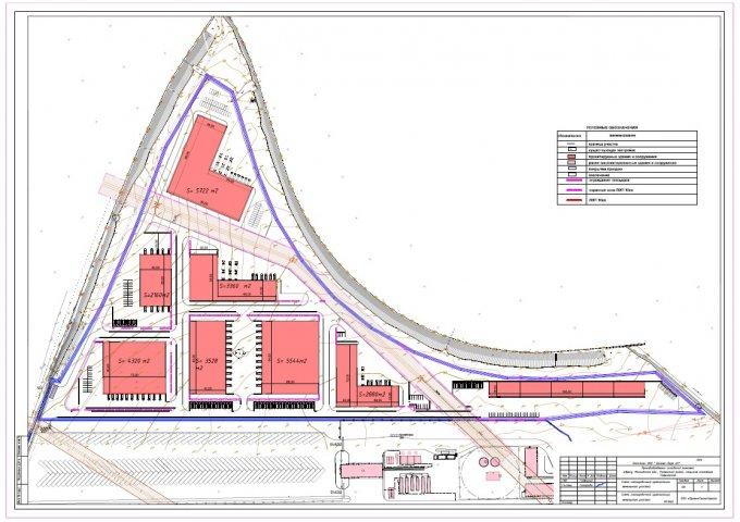 Десять гектаров земли с инвестпроектом выставлены на продажу на юго-востоке от Москвы