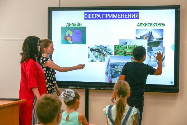 Московские образовательные проекты в сотне лучших проектов мира