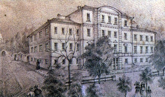 Готовится реставрация гимназии XVIII века, где учились Островский и Соловьев