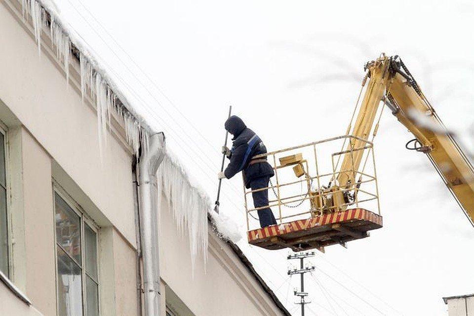 Названы темы для жалоб москвичей на состояние дворов зимой