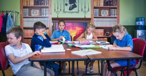 Обзор самых необычных курсов развития детей в Москве